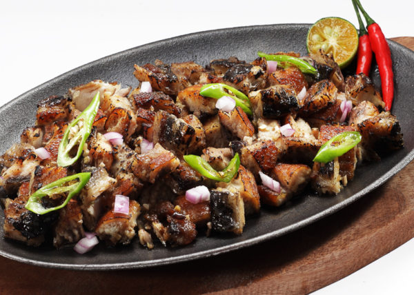 sisig recipe