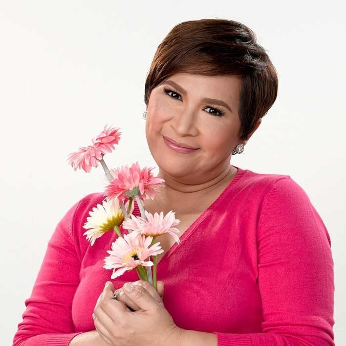 portrait of Janice de Belen