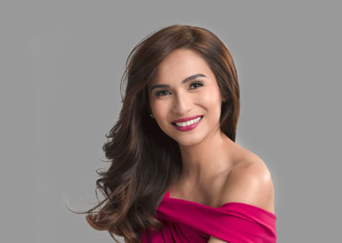 Jeannelyn Mercado for Tough Mama