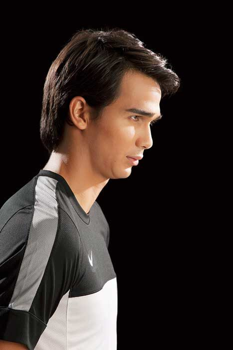 Portrait of Phil Younghusband