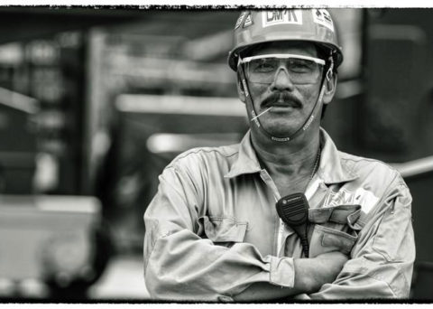 portrait of a rigger