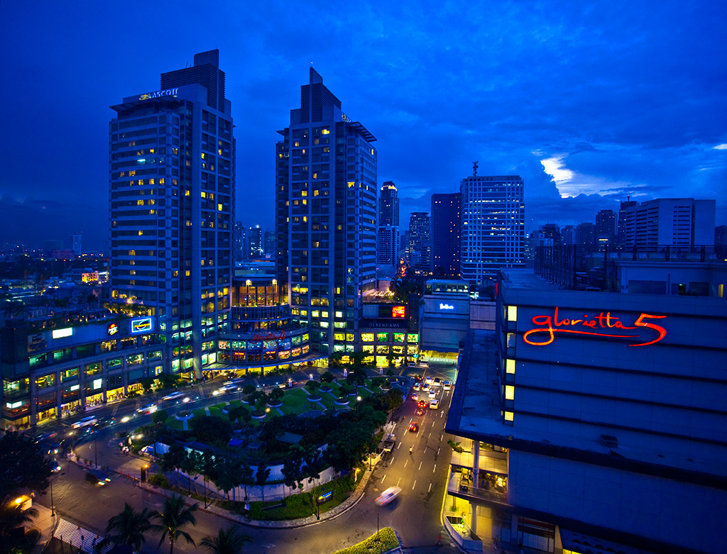 Glorieta in Ayala